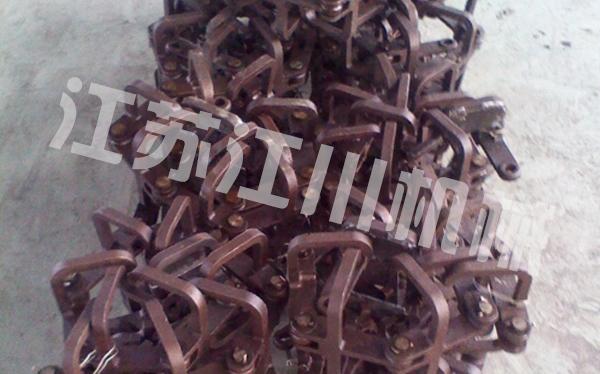 输送机刮板链条