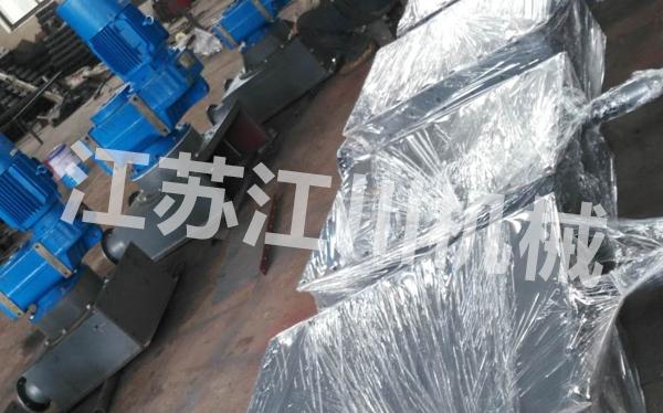 上海管链输送机